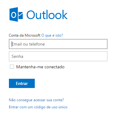 Hotmail Entrar Entrar Email Fazer Login Gmail Outlook
